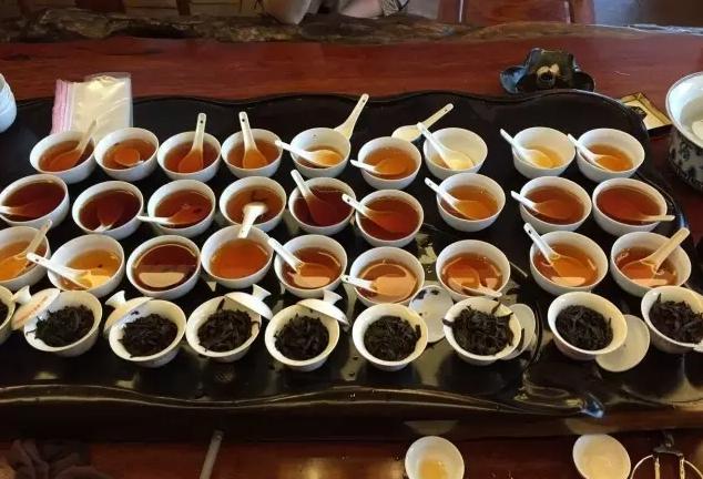 茶叶的制作方法