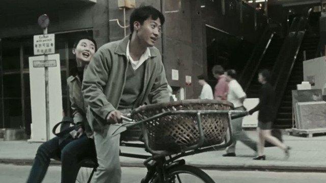 电影港_香港电影《甜蜜蜜》剧照
